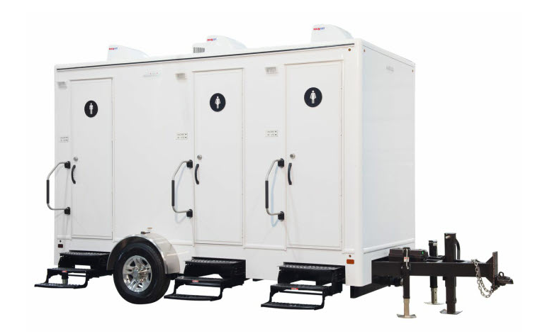 Restroom Trailer for Special Events